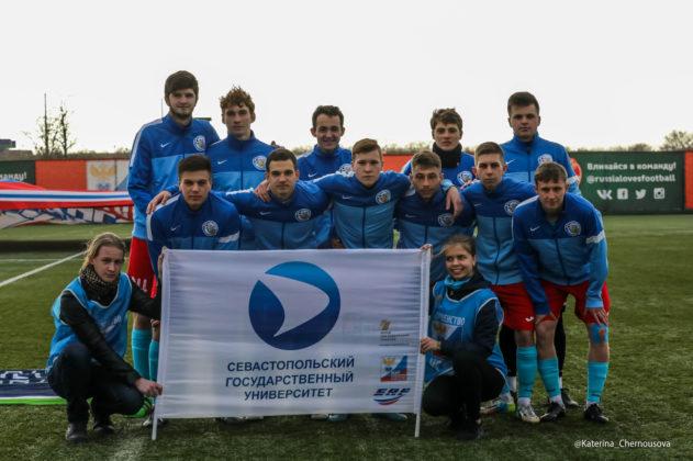21032019 8 631x420 - Сборная СевГУ одержала победу во втором матче весенней части НСФЛ