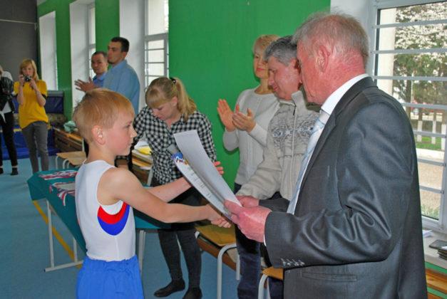 Результаты Первенства Севастополя по прыжкам на батуте среди юношей и девушек 2003-2008 ггр.