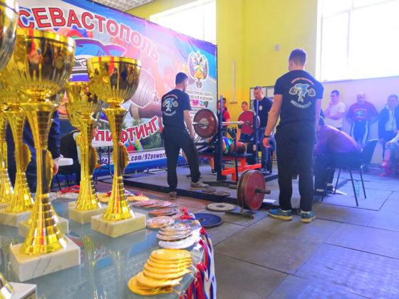 Сотрудник севастопольского ОМОН «Беркут» стал призером регионального турнира, организованного в Севастополе Федерацией пауэрлифтинга