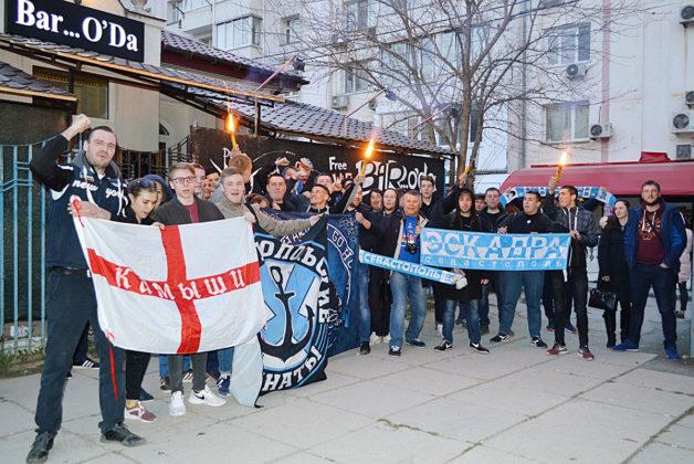 01042019 13 628x420 - Александру Жабокрицкому вручена благодарность от имени Федерации футбола Севастополя