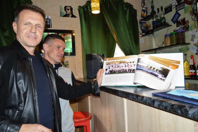 01042019 5 632x420 - Александру Жабокрицкому вручена благодарность от имени Федерации футбола Севастополя