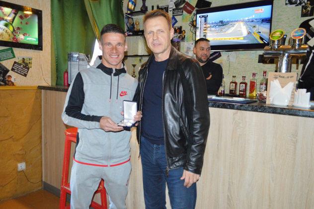 01042019 6 632x420 - Александру Жабокрицкому вручена благодарность от имени Федерации футбола Севастополя