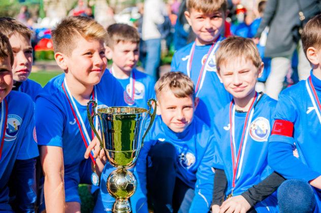 Итоги Открытого детского турнира по футболу «Севастопольская весна - 2019»