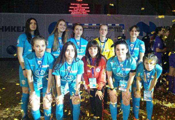 Татьяна Отрокова: «Для нас это дебют на соревнованиях такого уровня»