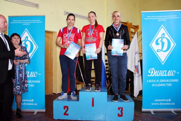 Севастопольские росгвардейцы стали призерами межведомственного чемпионата по гиревому спорту