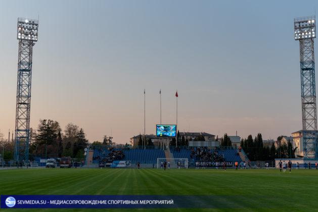 Ничейное дерби: ФК «Севастополь» и «ТСК-Таврия» разошлись с миром