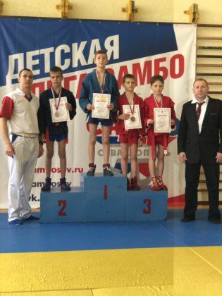camqxcksnmy 315x420 - В Севастополе прошел I этап регионального турнира «Детская лига самбо»