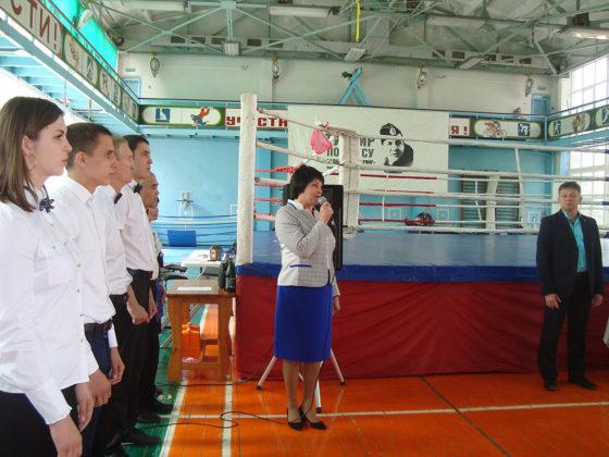 В Балаклаве состоялся турнир по боксу имени В. И. Колотко