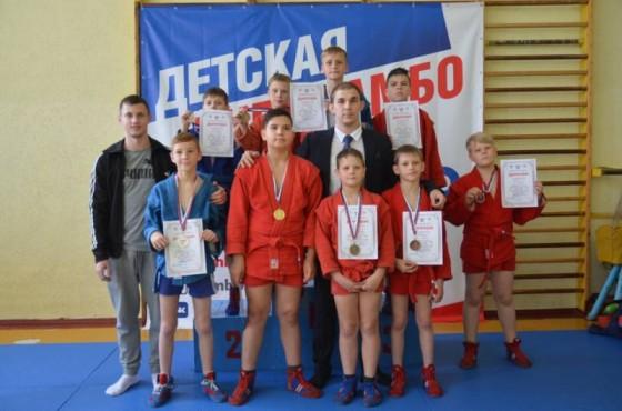 detskaja liga sambo 560x370 - В Севастополе прошел I этап регионального турнира «Детская лига самбо»