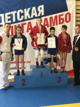 tku 88j5flg 315x420 - В Севастополе прошел I этап регионального турнира «Детская лига самбо»