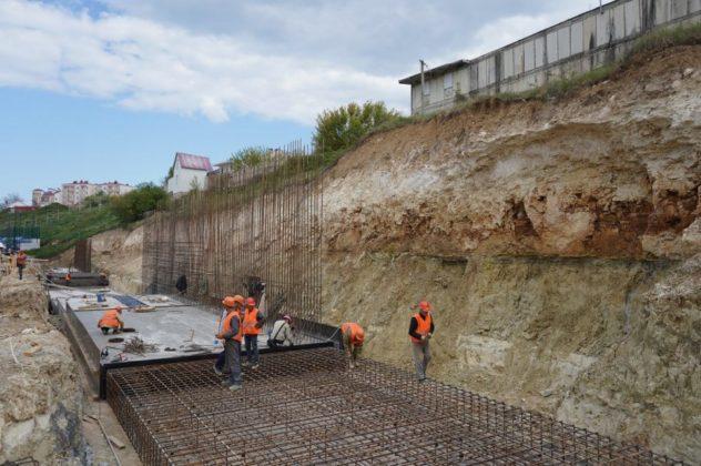 Севастопольскую «Маракану» в Стрелецкой бухте отстроят до конца года