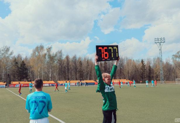 05052019 35 616x420 - Сборная СевГУ стала победителем межрегионального турнира Первой группы НСФЛ
