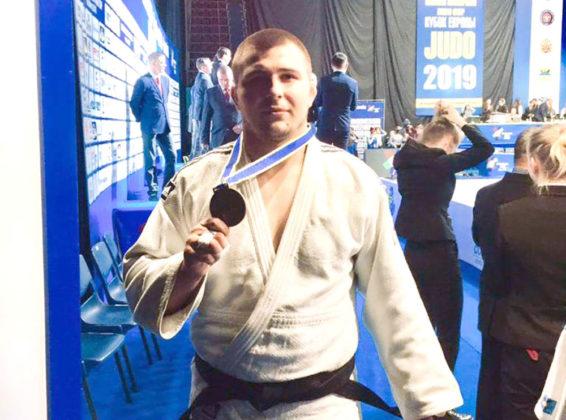 Севастополец Александр Шалимов завоевал «бронзу» этапа Кубка Европы по дзюдо
