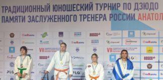 Дарья Егорова заняла первое место на международном турнире в Санкт-Петербурге