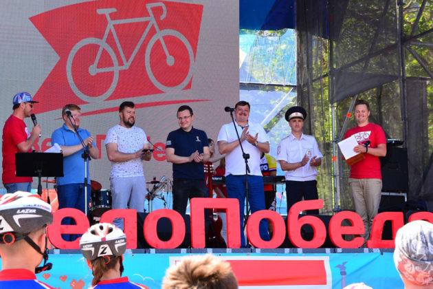 2911 630x420 - Росгвардейцы приняли участие в тематическом велопробеге в Севастополе