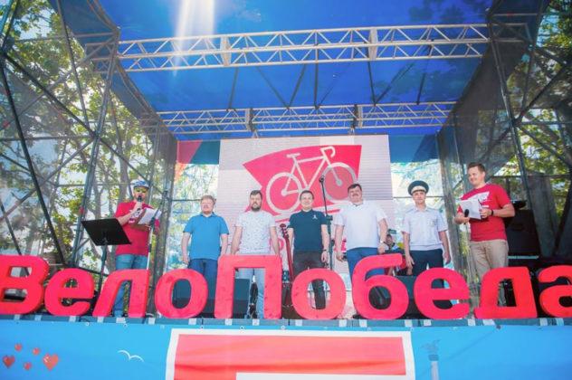 2919 632x420 - Росгвардейцы приняли участие в тематическом велопробеге в Севастополе