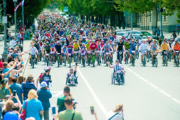3140 632x420 - Росгвардейцы приняли участие в тематическом велопробеге в Севастополе