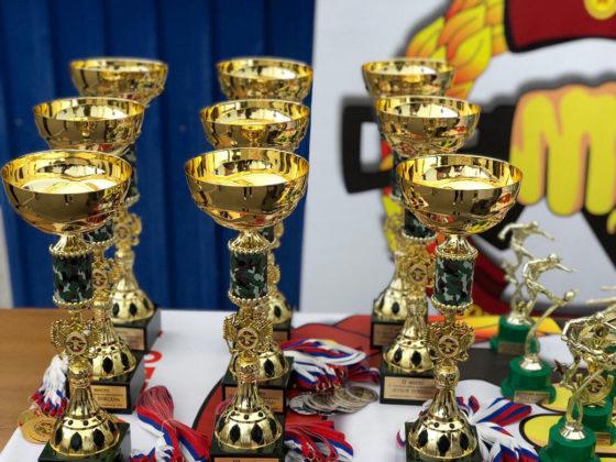 Итоги Ежегодного традиционного турнира по мини-футболу «Кубок Победы»