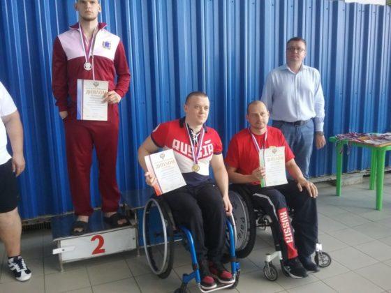 Севастопольский паралимпиец установил мировой рекорд на чемпионате России по плаванию