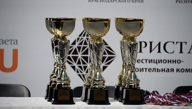 В Севастополе наградили победителей регаты «Золотое кольцо Боспорского царства»