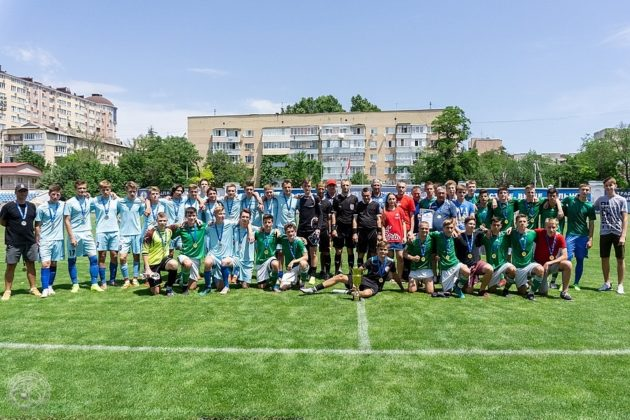 «Кубок выпускников-2019»: у севастопольцев «серебро»