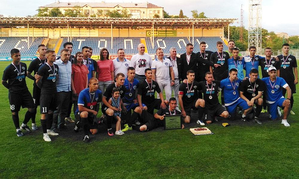 Севастопольского дерби не будет: «Черноморец» в ответной игре уступил ялтинскому «Инкомспорту»