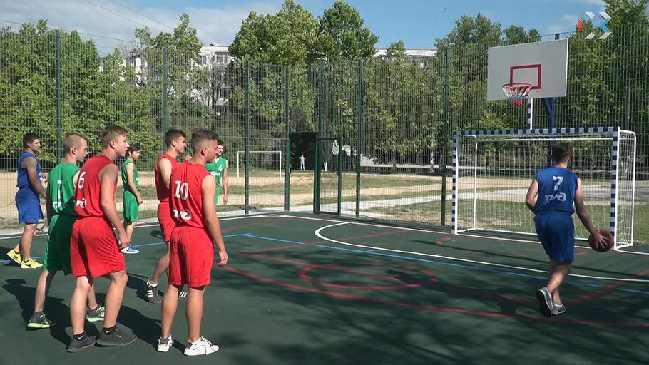 Дворовая Спартакиада Двор-спорт-2019