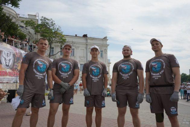 zed07799 630x420 - В Севастополе стартовал Международный фестиваль силового экстрима «Евразийские игры»