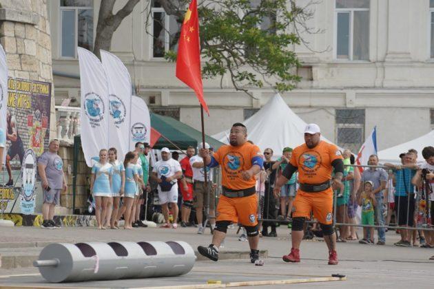 zed07883 630x420 - В Севастополе стартовал Международный фестиваль силового экстрима «Евразийские игры»