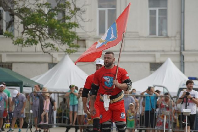 zed07996 630x420 - В Севастополе стартовал Международный фестиваль силового экстрима «Евразийские игры»
