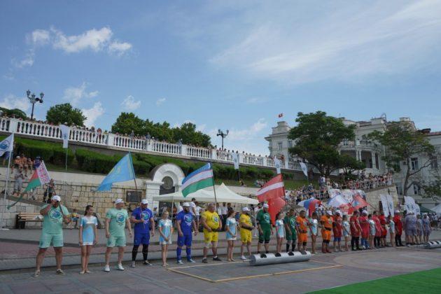 zed08025 630x420 - В Севастополе стартовал Международный фестиваль силового экстрима «Евразийские игры»