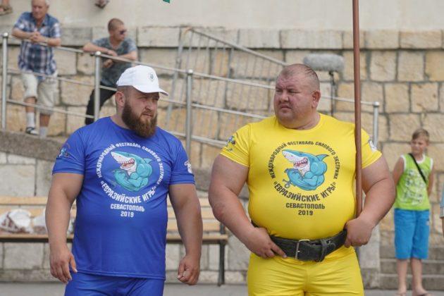 zed08069 630x420 - В Севастополе стартовал Международный фестиваль силового экстрима «Евразийские игры»