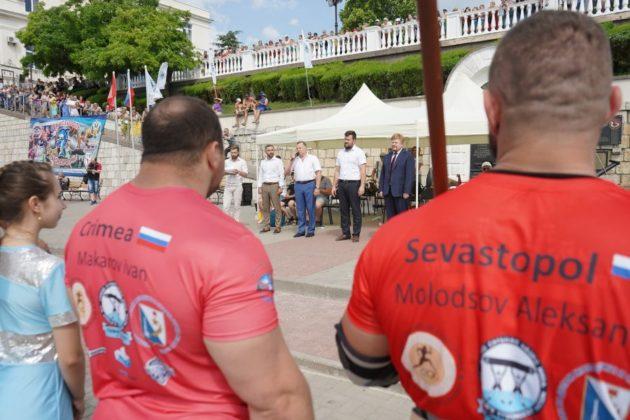 zed08162 630x420 - В Севастополе стартовал Международный фестиваль силового экстрима «Евразийские игры»