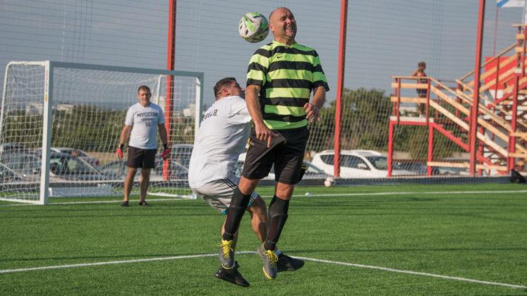 В Севастополе стартовал корпоративный турнир по мини-футболу «Чемпионы бизнеса»