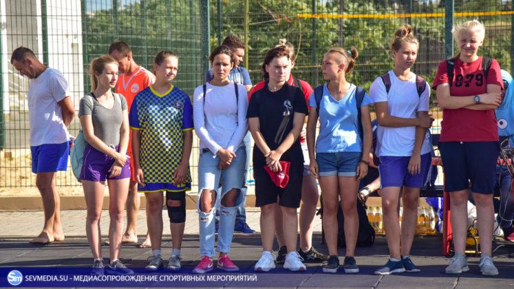 Стартовал «Кубок губернатора Севастополя по пляжному футболу»