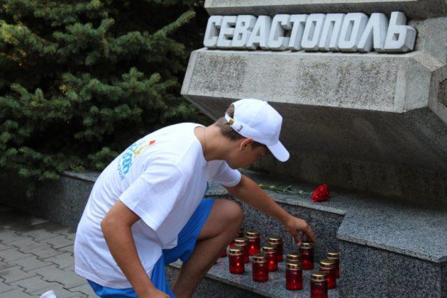 В Севастополе стартовал Международный детско-юношеский турнир «Кубок городов-героев»
