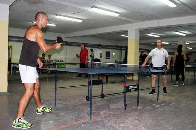 img 8258 630x420 - Команда севастопольского полка Росгвардии выиграла региональные соревнования по настольному теннису