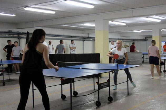 img 8293 630x420 - Команда севастопольского полка Росгвардии выиграла региональные соревнования по настольному теннису
