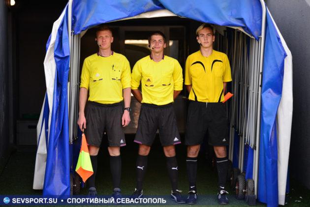 10082019 sevcup 11 630x420 - Кубок города по футболу остается у «Черноморца»