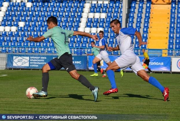 10082019 sevcup 23 623x420 - Кубок города по футболу остается у «Черноморца»