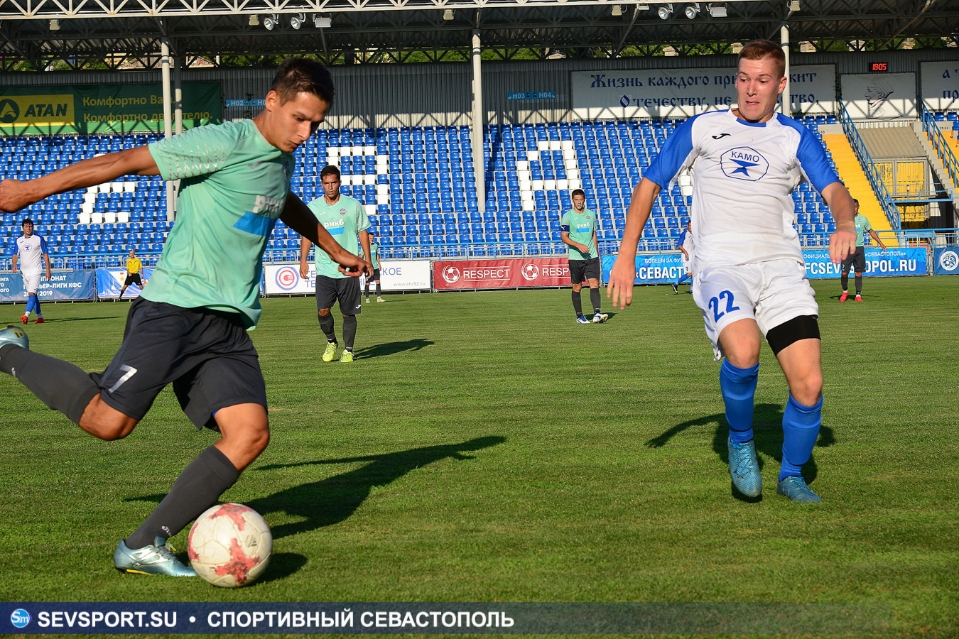 10082019 sevcup 33 - Кубок города по футболу остается у «Черноморца»