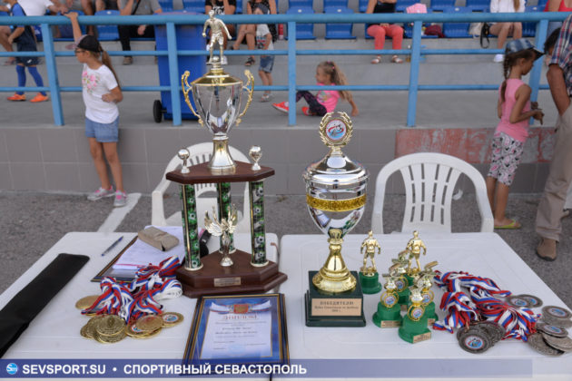 10082019 sevcup 39 630x420 - Кубок города по футболу остается у «Черноморца»