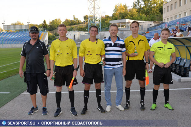 10082019 sevcup 48 630x420 - Кубок города по футболу остается у «Черноморца»