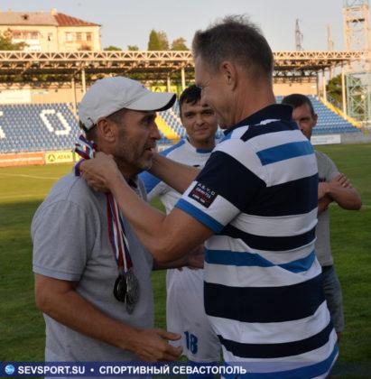 10082019 sevcup 51 411x420 - Кубок города по футболу остается у «Черноморца»