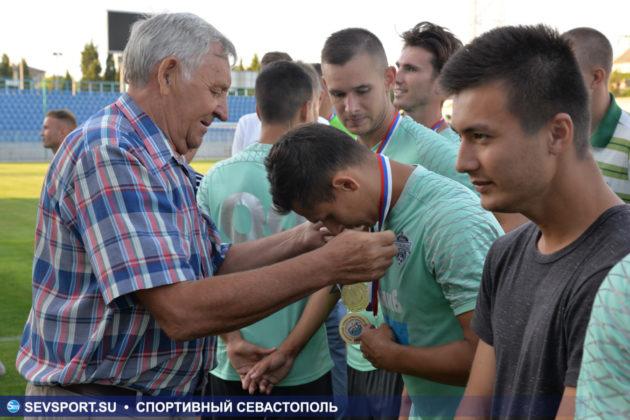 10082019 sevcup 54 630x420 - Кубок города по футболу остается у «Черноморца»