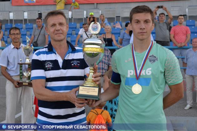 10082019 sevcup 55 630x420 - Кубок города по футболу остается у «Черноморца»