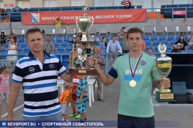 10082019 sevcup 56 630x420 - Кубок города по футболу остается у «Черноморца»