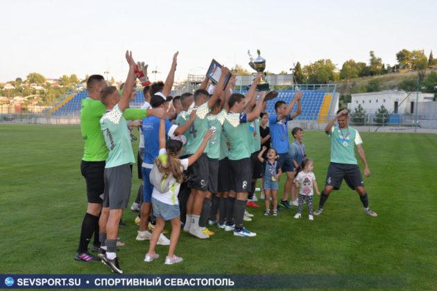 10082019 sevcup 57 630x420 - Кубок города по футболу остается у «Черноморца»