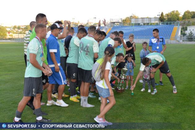 10082019 sevcup 58 630x420 - Кубок города по футболу остается у «Черноморца»