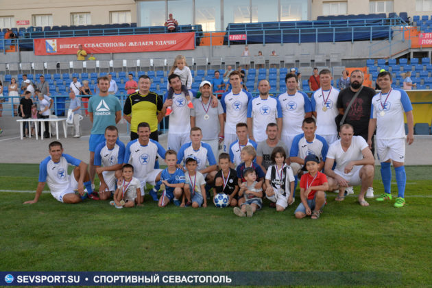10082019 sevcup 59 630x420 - Кубок города по футболу остается у «Черноморца»